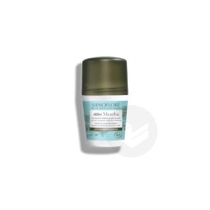 Deodorant Mentha Efficacite 48 H Bio 50 Ml