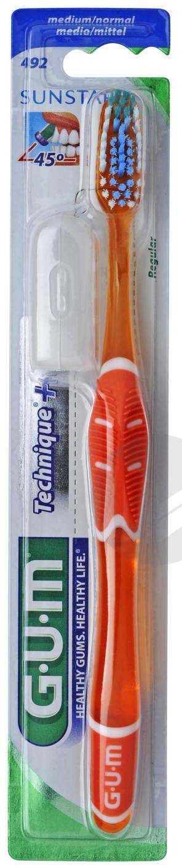 Brosse A Dents Technique Medium Normale