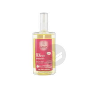 Gestes Fraicheur Deodorant Rose Vapo 100 Ml