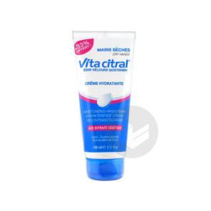 Cr Soin Hydratant Velours Mains T 100 Ml