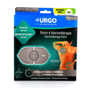 Patch D Electrotherapie Rechargeable