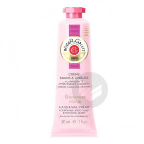 Gingembre Rouge Creme Mains T 30 Ml