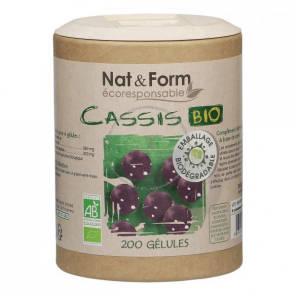Cassis Bio Eco Responsable 200 Gelules
