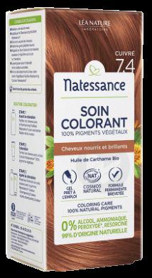 Soin Colorant 100 Pigments Vegetaux Cuivre 7 4 150 Ml