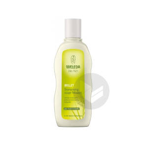 Soins Capillaires Shampooing Usage Frequent Millet Fl 190 Ml