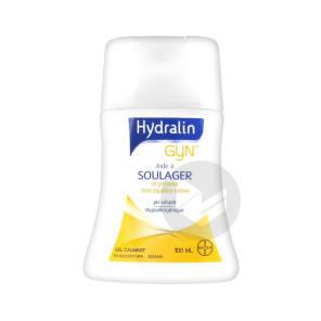 Hydralin Gyn Gel Calmant Usage Intime 100 Ml