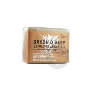 Tade Savon D Alep Exfoliant Argan Bio 100 G