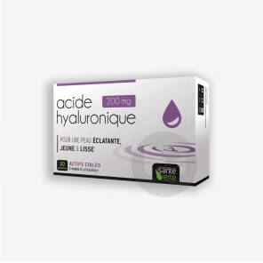Acide Hyaluronique 200 Mg 30 Comprimes
