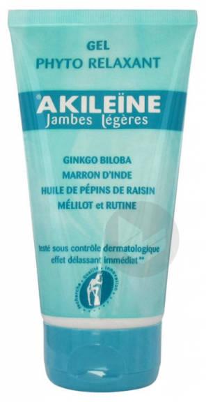 Akileine Gel Relax Jambe Legeres 150 Ml