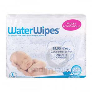 Waterwipes Lingette Nettoyante Bebe
