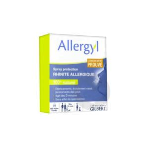 Allergyl Spray Protection Rhinite Allergique 800 Mg