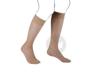 Incognito Absolu 2 Chaussette Femme Dore T 1 N