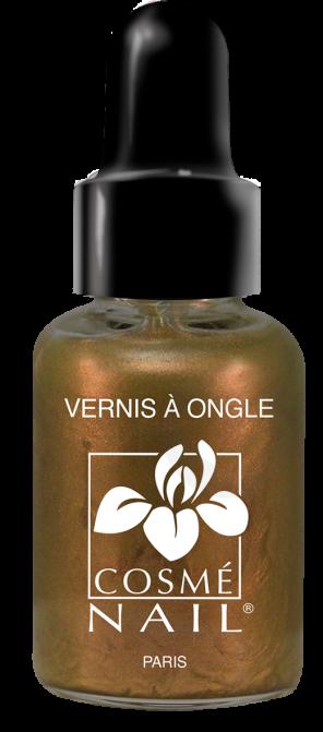 Vernis A Ongles 122 Dore Nacre 5 Ml