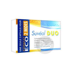 Suveal Duo Caps B 60