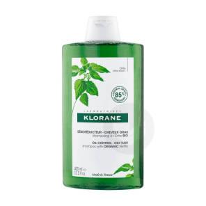 Shampoing Seboreducteur A L Ortie Bio 400 Ml