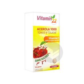 Acerola 1000 Cpr A Croquer Cerise B 24