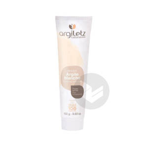 Masque Argile Blanche 100 G