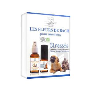 Elixirs Co Les Fleurs De Bach Kit Pour Animaux Stresses