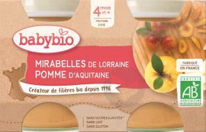 Pot Mirabelle Pomme
