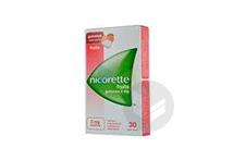 2 Mg Gomme A Macher Medic Sans Sucre Fruits Plaquette De 30