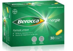 Berocca Energie 30 Comprimes A Avaler