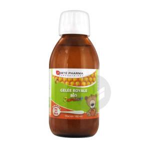 Forte Pharma Gelee Royale Bio Sirop Junior Fl 150 Ml