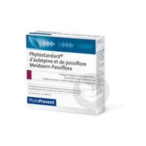 Phytostandard Aubepine Passiflore Cpr B 30