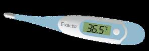 Thermometre Souple Et Rapide 10 Secondes