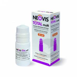 Neovis Total Multi Solution Lubrifiante Pour Instillation Oculaire 15 Ml