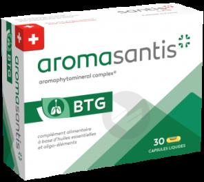 Aroma Btg 30 Capsules