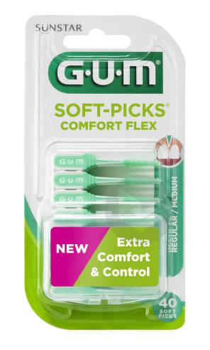 Batonnet Interdentaire Soft Picks Comfort Flex X 40