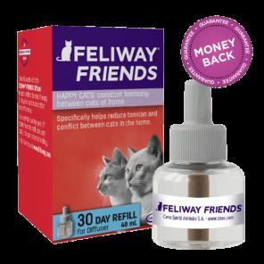 Recharge Feliway Friends Chat 48 Ml
