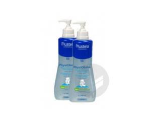 Physiobebe Fluide Nettoyant Sans Rincage 500 Ml Lot De 2