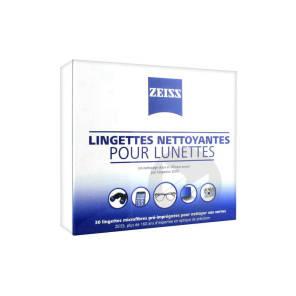 Lingette Nettoyante Pour Lunettes 30 Sach