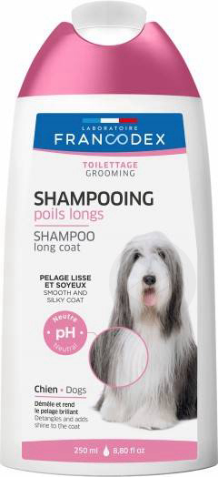 Shampooing Poils Longs Pour Chiens