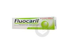 Bi Fluore 250 Mg Pate Dentifrice Menthe Tube De 125 Ml