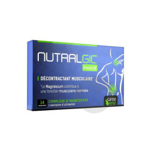 Nutralgic Muscle Cpr Decontractant Musculaire B 14