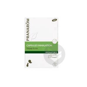 Aromaforce Caps Inhalation Bio B 15