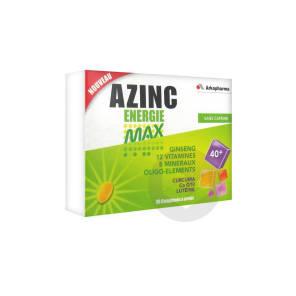 Azinc Energie Max Cpr Des 15 Ans B 30