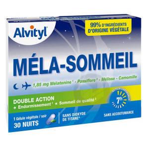 Alvityl Mela Sommeil 30 Gelules