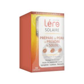 Lero Solaire Lot De 2 X 30 Capsules