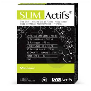 Synactifs Slimactifs 30 Gelules