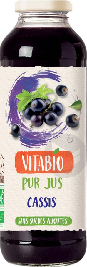 Vitabio Pur Jus De Cassis