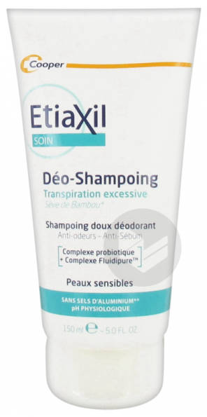 Soin Deo Shampooing Shampooing Doux Deodorant 150 Ml