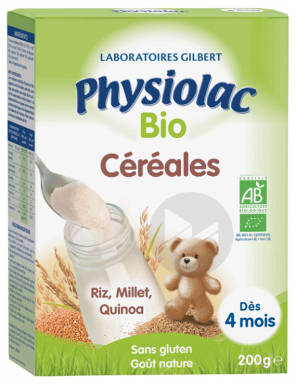 Physiolac Bio Cereales 200 G