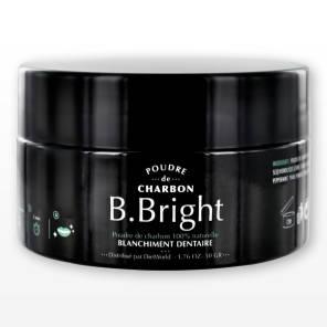B Bright Poudre De Charbon 50 G