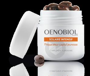 Oenobiol Solaire Intensif Capital Jeunesse 3 X 30 Capsules