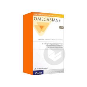 Omegabiane Huile Epa Caps B 80