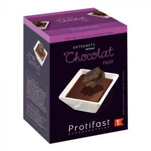 Poudre Pour Entremet Chocolat Noir X 7