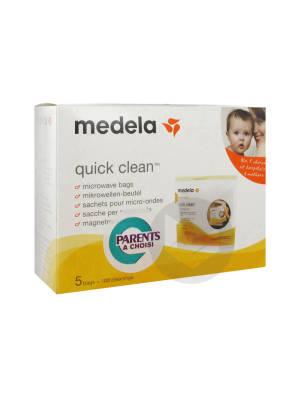 Quick Clean Sachet Sterilisation Micro Ondes B 5